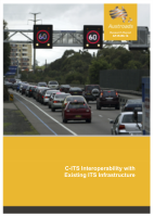 Cover of C-ITS Interoperability with Existing ITS Infrastructure