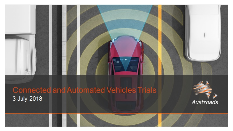 Webinar: Connected and Automated Vehicles Trials