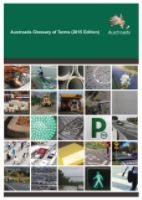 Cover of Austroads Glossary of Terms (2015 Edition)