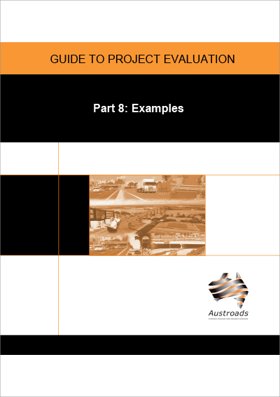 Cover of Guide to Project Evaluation Part 8: Examples