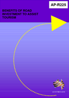 Cover of Benefits of Road Investment to Assist Tourism