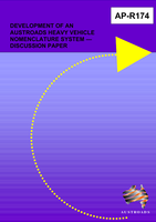 Cover of Development of an Austroads Heavy Vehicle Nomenclature System - Discussion Paper