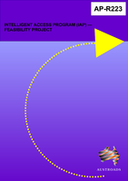 Cover of Intelligent Access Program: Feasibility Project