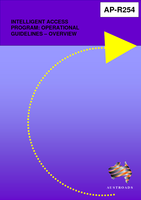 Cover of Intelligent Access Program: Operational Guidelines: Overview