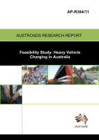 Feasibility Study: Heavy Vehicle Charging in Australia