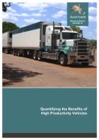 Cover of Quantifying the Benefits of High Productivity Vehicles