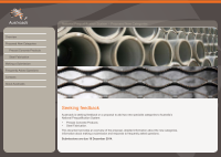 Cover of New Prequalification Categories Proposed: Steel Fabrication and Pre-cast Concrete Products