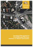 Cover of Operational Management of Arterial/Managed Motorway Interfaces for Network Optimisation