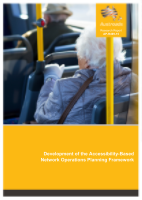 Development of the Accessibility-Based Network Operations Planning Framework