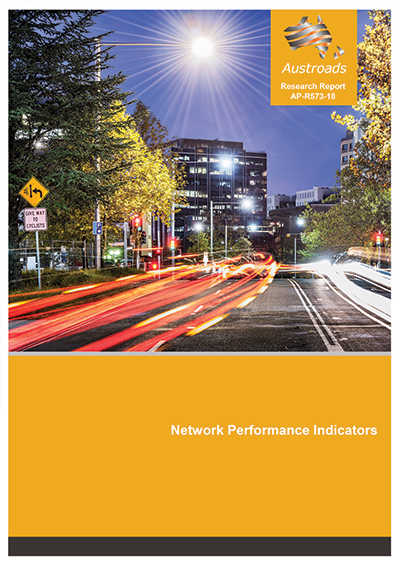 Cover of Network Performance Indicators