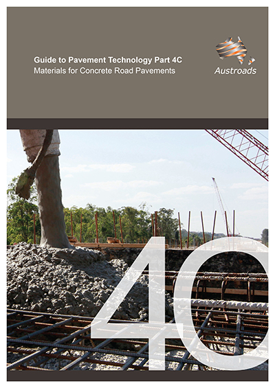 Cover of Guide to Pavement Technology Part 4C: Materials for Concrete Road Pavements