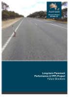 Cover of Long-term Pavement Performance (LTPP) Project: Future Directions
