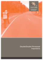 Cover of Double/Double Primerseal Inspections