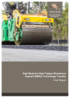 Cover of High Modulus High Fatigue Resistance Asphalt (EME2) Technology Transfer: Final Report