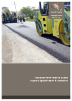 National Performance-based Asphalt Specification Framework