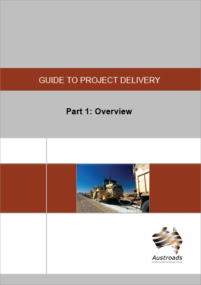 Cover of Guide to Project Delivery Part 1: Overview
