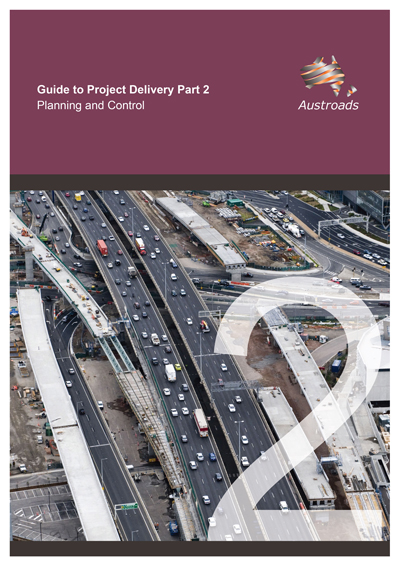 Cover of Guide to Project Delivery Part 2: Planning and Control