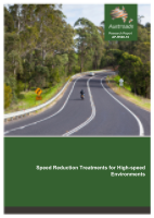 Cover of Speed Reduction Treatments for High-speed Environments
