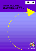 Cover of The Implications of Intelligent transport systems for Road Safety