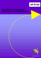 Cover of Road Safety Environment and Design for Older Drivers