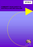 Community Road Safety in Australia and New Zealand
