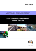 Road Safety in Rural and Remotes areas of Australia