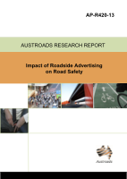 Impact of Roadside Advertising on Road Safety
