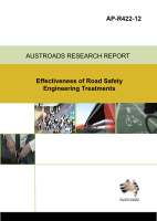 Cover of Effectiveness of Road Safety Engineering Treatments