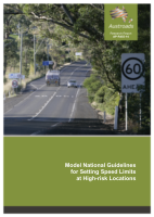 Model National Guidelines for Setting Speed Limits at High-risk Locations