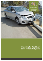 Cover of Providing for Road User Error in the Safe System