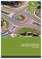 Cover of Improving the Performance of Safe System Infrastructure: Final Report