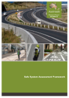 Cover of Safe System Assessment Framework