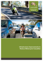 Infrastructure Improvements to Reduce Motorcycle Casualties