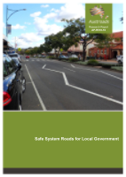 Cover of Safe System Roads for Local Government