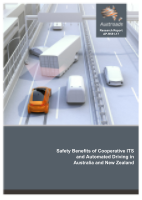 Safety Benefits of Cooperative ITS and Automated Driving in Australia and New Zealand