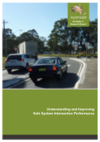 Cover of Understanding and Improving Safe System Intersection Performance