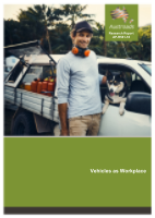 Cover of Vehicles as Workplace