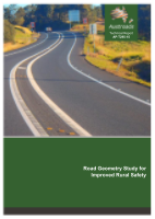 Cover of Road Geometry for Improved Rural Safety