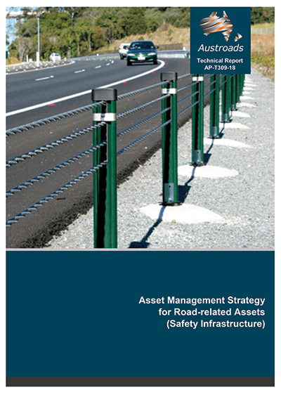 Cover of Asset management Strategy for Road-related Assets (Safety Infrastructure)