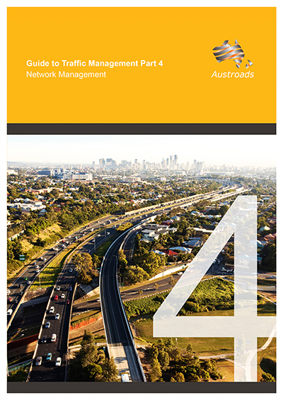 Cover of Guide to Traffic Management Part 4: Network Management (2014 Edition)