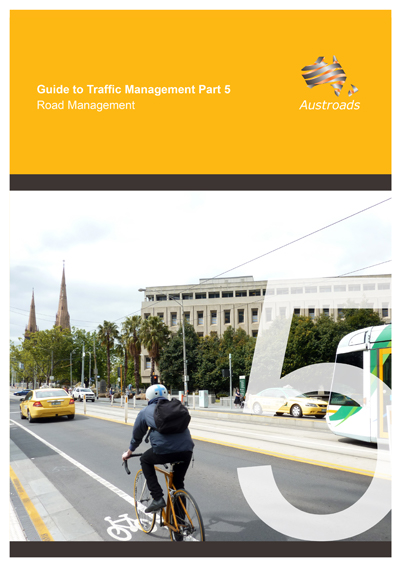 Cover of Guide to Traffic Management Part 5: Road Management