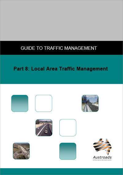Cover of Guide to Traffic Management Part 8: Local Area Traffic Management