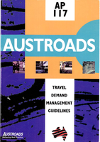 Cover of Travel Demand Management Guidelines