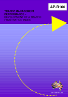 Cover of Traffic Management Performance: Development of a Traffic Frustration Index