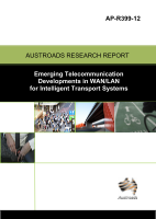 Cover of Emerging Telecommunication Developments in WAN/LAN for Intelligent transport systems